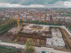 ЖК Открытие - ход строительства, фото 99, Апрель 2019