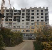 ЖК Боевых Дружин - ход строительства,